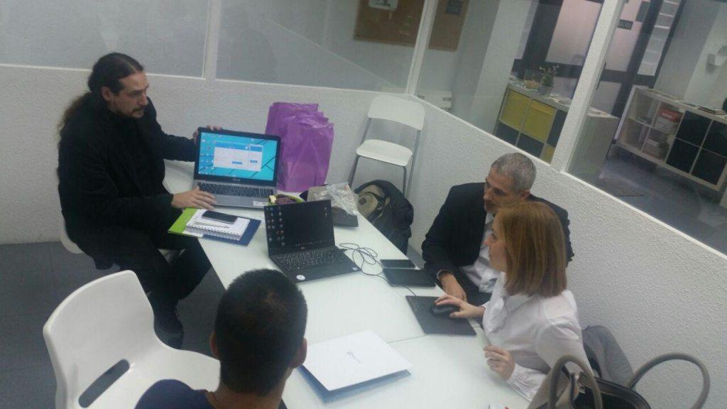 Presentación de Teamviewer en Coworking Móstoles